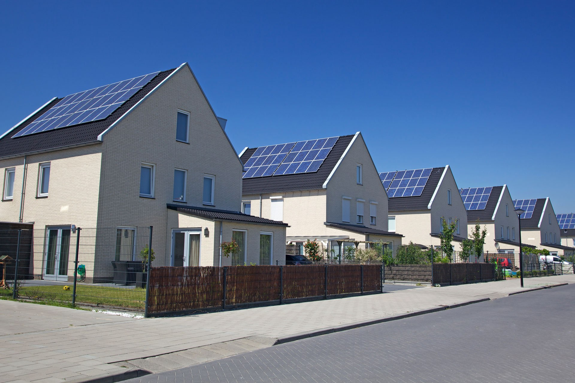 Usa solar electric why usa solar electric for Solar homes